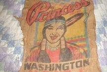 feed sacks 2014 / by Barbara Blossey-Chuvalas