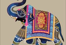 ethnic designs and motifs