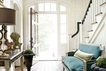 stylish colonial interior / stylish colonial houses