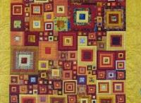 Improvisational Quilts