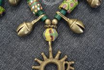 Ethnic and Tribal jewelry / by Sandra Baggett