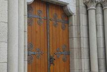 Door, gate