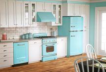 Cocinas vintage - Vintage kitchens