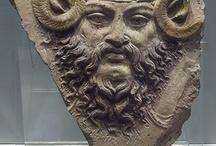 ancient / ancient draws & statues
