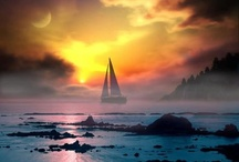 To the sea--ships / by Nancy Hewitt