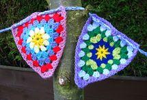 Crochet Flags