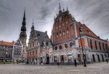 Travel - Latvia, Europe