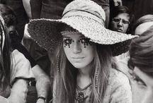 Hippie..flower child