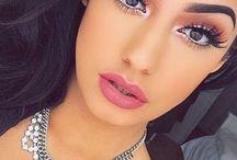 *: make-up :*