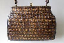 Fashion Accessories / Vintage fashion accessories, coats, bags, shoes, glasses, gloves, umbrellas etc., for sale  / by The Vintage Village
