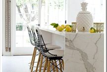 Kitchens / by Jennifer Kostohryz/ JSK Interiors