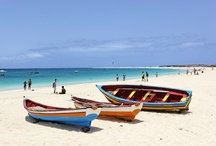 Cape Verde (Republic of Cape Verde) / Cape Verde is a country in West Africa. It comprises a group of islands of the Atlantic Ocean, west of Senegal. It is part of the region of islands collectively known as Macronesia. / by Jeannine Mantooth