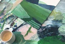 Green Inspiration / Greens board