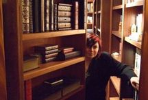 In The Library.. Shhh!
