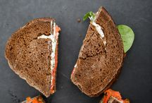Sandwiches / Easy and delicious sandwich recipes. Perfect recipes for lunch and even dinner sandwich recipes.
