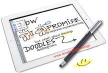 #Doodlegram / Selficons = selfmade emoticons