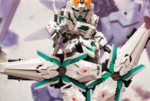 Plamodel / Gunpla. Plamodel. Modeling. Toy. Gundam