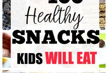 Healthy Snacks / Healthy, real food snacks. Anything from granola bars to energy bites. Dehydrated snacks or homemade crackers.