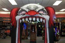 Freak  Show / Freaky carnival ideas