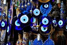 Nazar...The evil eye beads...