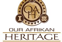 OAH / Our Afrikan Heritage magazine is a publication geared towards the advancement of positive and fulfilling lives through education. This magazine intends to influence systems and methodologies that will assist with the economic empowerment of our under privileged and marginalized people.  A lifestyle magazine, Our Afrikan Heritage draws its strength from the longstanding traditions, contemporary concepts, and emerging...http://www.afrikanheritage.com/about/