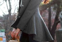 Jackets & Coats / Wrap up in warmth / by Denise Yun