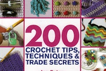 Get Hooked! / Crochet projects I want to start but probably will never finish.