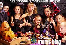 Fall & Halloween Crafts/Foods