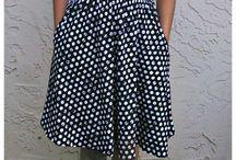 free women's dress patterns + tutorials / classic + feminine