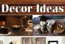 Rustic&Boho ideas