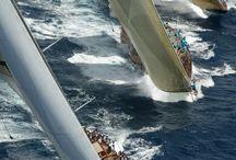 J Class Yachts by Dykstra Naval Architects