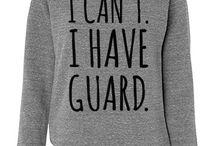 Guard things
