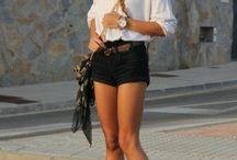 Moda femenina / Vestir a la moda es lo que importa