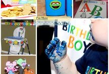 Birthday Parties / We love planning birthday parties for our kids! Decorations, ideas, games and mostly importantly food!