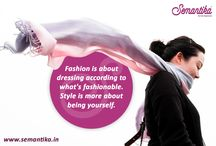 Style Quotes / Here we will be talking about various quotes which is related to fashion and style trends.