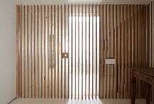 Cloison intérieur bois