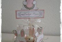 # 4 Easter Bunny holder / Template # 4 Easter Bunny holder available at www.sandrasscrapshop.blogspot.com
