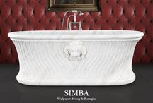 Marble Baths / Hurlingham's unrivalled collection of stunning marble baths