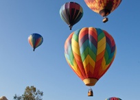 Temecula Hot Air Balloning