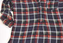 l❤ve for plaid flannels..