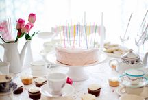 Tea/birthday party
