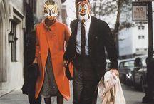 Breakfast at Tiffany's / New Obsession: Vintage Masks