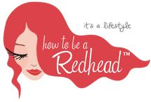Red head / How to be a red head