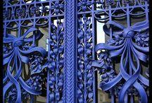 Blue / by Wendy Marie Brennan