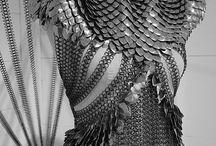 metal dresses
