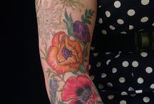 Tattoo love / by Brittany Loness