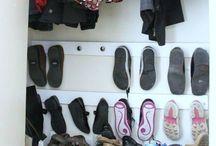 cipő tárolás