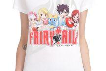 Anime t-shirts
