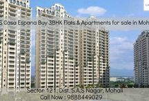ATS Casa Espana Buy 3BHK Flats & Apartments for sale in Mohali / ATS #CasaEspana available flats & #apartments in #mohali .we are offers 3BHK Flats for sale near #Chandigarh. For more information call at : 9888449029