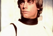 Star Wars / When I was 7 years old, I fell in love with Luke Skywalker / by Katrien Cattoor